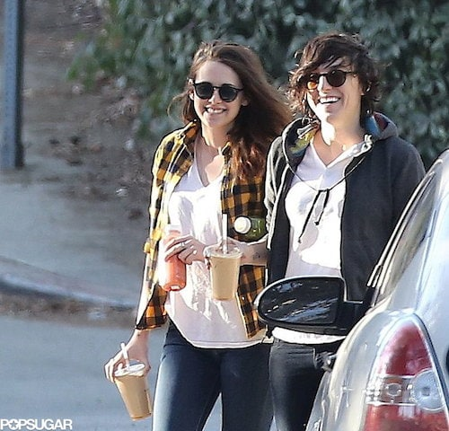 alicia lesbian singles Kristen stewart is dating personal assistant and close pal alicia cargile after all, the hollywood actress' mum has confirmed and she couldn't be happier after splitting from her twilight hunk.