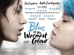 blue is the warmest clour
