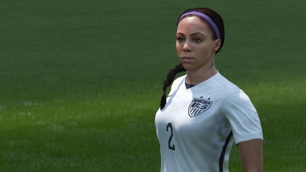 Sydney Leroux EA Sports