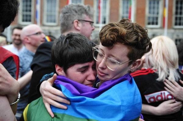 IRELAND REFERENDUM SAME SEX MARRIAGE