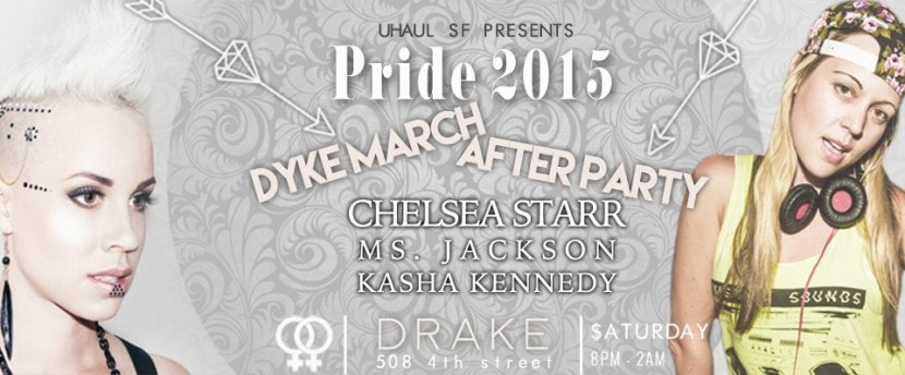 Dyke March After Party