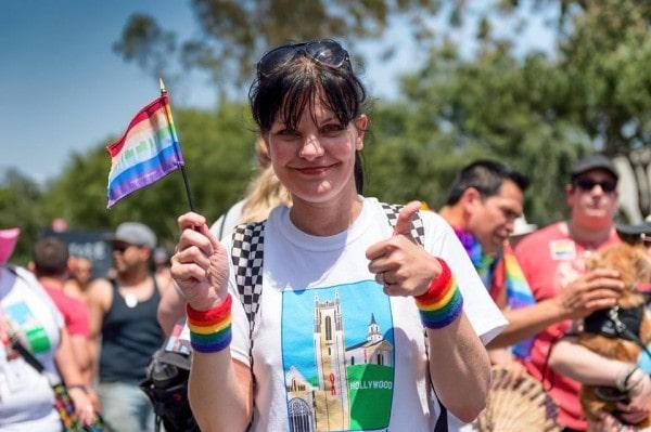LA Pride Fest 2
