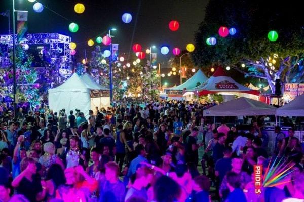 LA Pride Fest 3