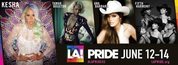 LA Pride Fest