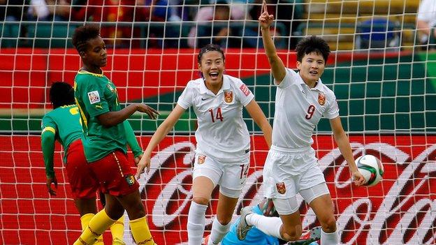 china win