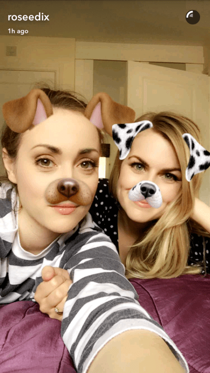 rose and rosie snap