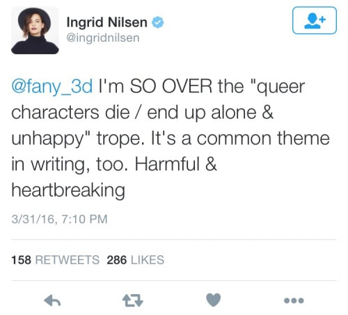 ingrid queer character cont