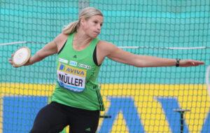 Nadine+Muller+AVIVA+Grand+Prix+Ixb1mrenEJMl