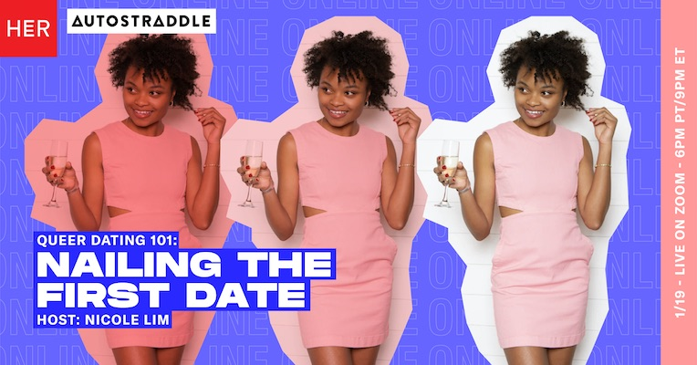 Queer dating 101: nailing the first date