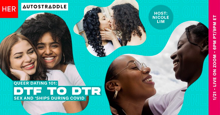 Queer dating 101: dtf to dtr
