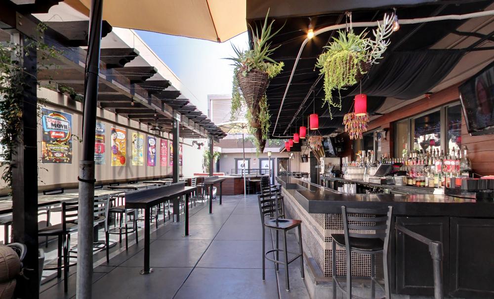 Gossip Grill bar in San Diego