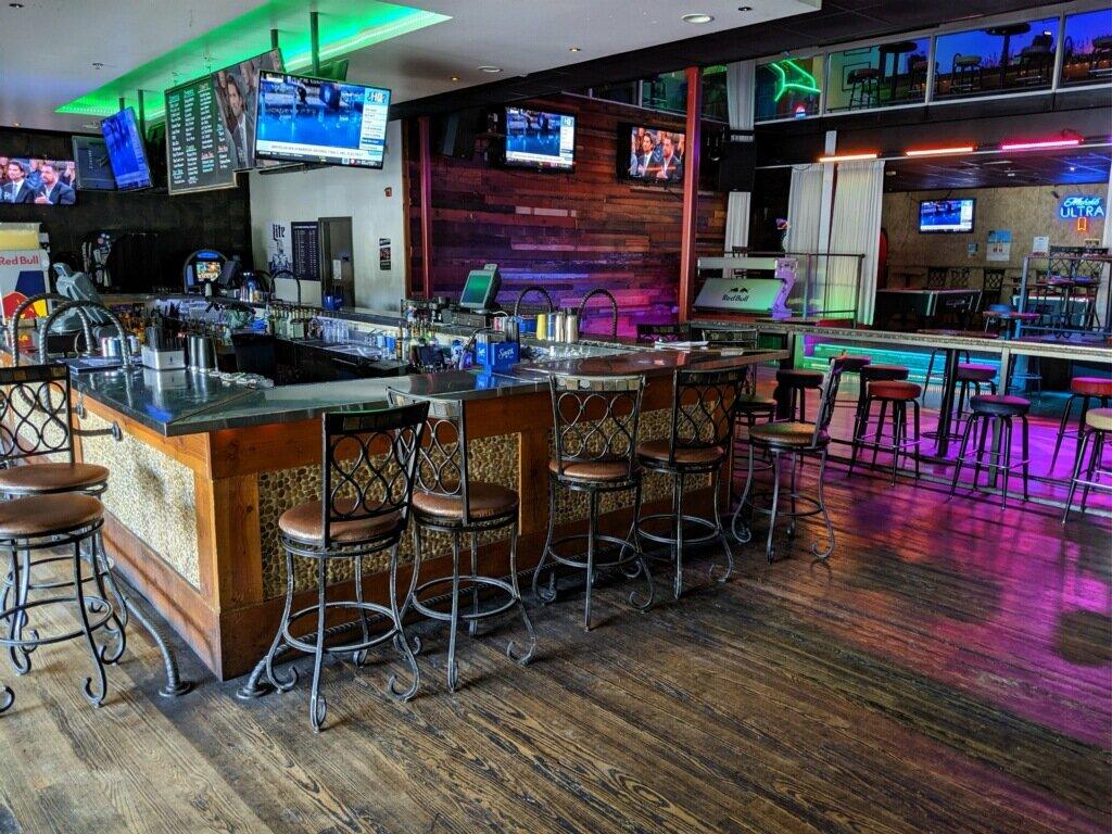 Sue Ellen's bar in Dallas