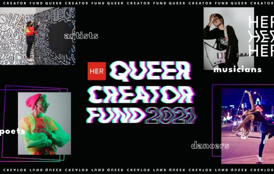 queer creator fund 2021